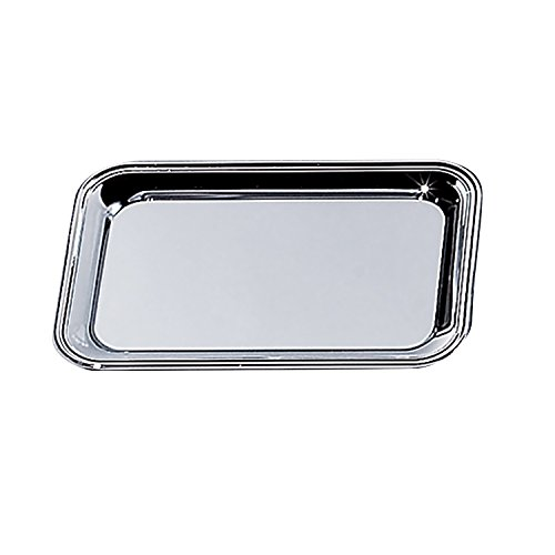 - Elegance Silver 82532 Nickel-Plated Cash Tray, 6