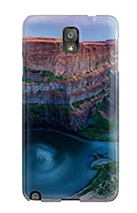Best 6308921K40275104 Premium waterfall Case For Galaxy Note 3- Eco-friendly Packaging