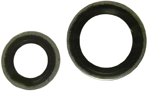 ACDelco 15-32241 GM Original Equipment Air Conditioning Compressor Port Seal Kit with Seal Washers