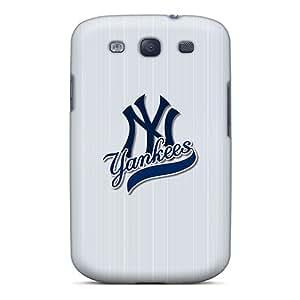 Cute High Quality Galaxy S3 New York Yankees Case