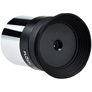 Gosky 10mm 1.25inch Plossl Telescope Eyepiece - 4-Element Plossl Design - Threaded for Standard 1.25inch Astronomy Filters (10mm)