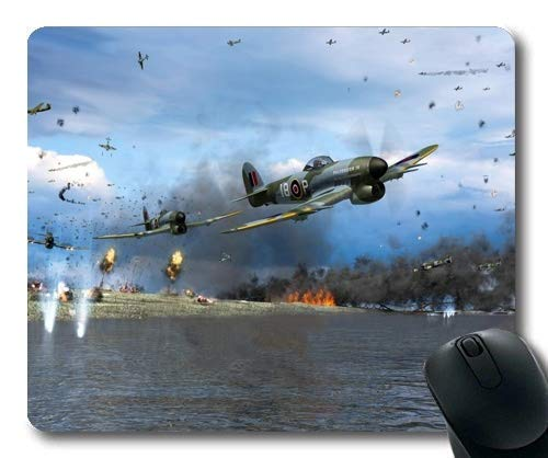 - Fighter Planes,Gaming Mouse pad,Street Fighter iv,Mouse Pad with Stitched Edges