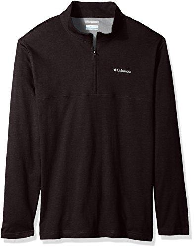 Brown 1/4 Zip Sweater - 8