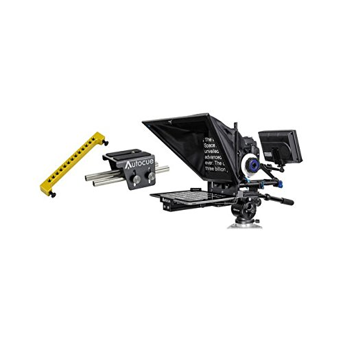 Autocue Starter Series DSLR Teleprompter Package for iPad by Autocue
