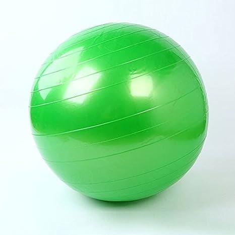 Pelota de yoga pelota Balón de fisioterapia (con bomba, 65 cm ...