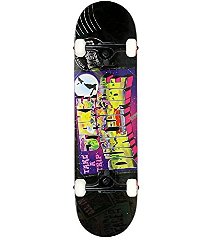 BLIND Skateboard Deck JAKE DUNCOMBE POSTCARD 8.25 Tensor Assembled (Jake Duncombe Skateboard)