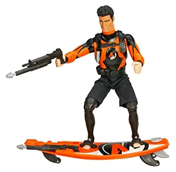 ACTION MAN ATOM SURF ATAK Amazoncouk Toys Games