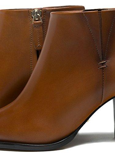 Massimo Dutti Femme Bottine cuir nappa 1102/221