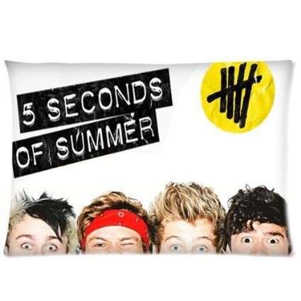 Hertanercase Music Band Star 5 Seconds Of Summer Custom Zipp