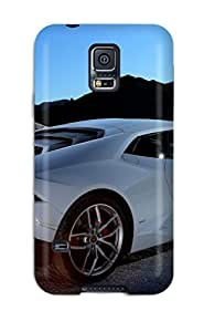 New Snap-on Anna Paul Carter Skin Case Cover Compatible With Galaxy S5- Lamborghini Adventador