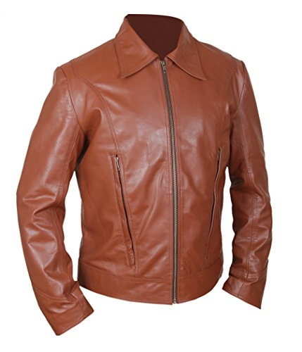 F&H Boy's X-Men Wolverine Hugh Jackman Days of Future Past Jacket S Brown