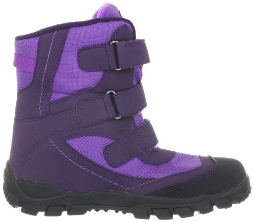 Clarks Snow Day G 203516966 Jungen Stiefel Violett (Purple Synthetic)