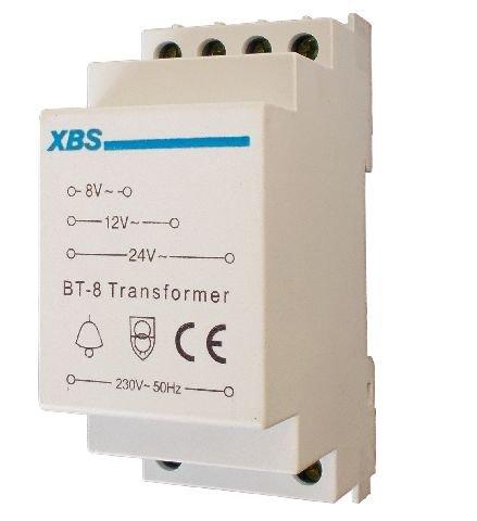 Transformateur transformateur pour sonnerie avec transformateur 230 v//12 v sur transformateur 24 v neuf