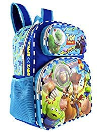 Toy Story Large 16 inch Backpack - 13552