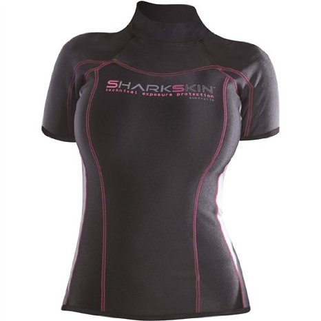 【10%OFF】 Sharkskin Ladies Chillproof半袖シャツウェットスーツ 4 B00JIEHOS0 Ladies US B00JIEHOS0 4, 格安:a4569467 --- beyonddefeat.com