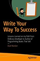 Write Your Way To Success Front Cover