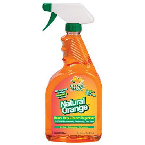 Trewax Natural Orange Heavy Duty Cleaner/Degreaser, 32-Ounce by Trewax