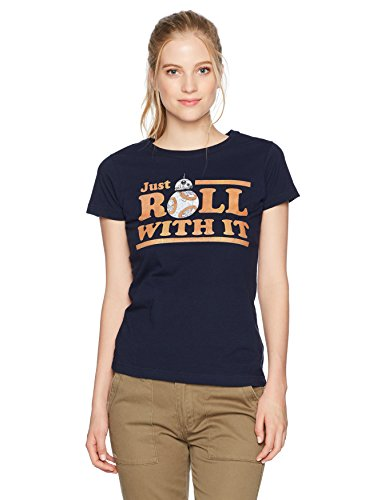 Star Wars Women's Bb-8 Just Roll with It Top