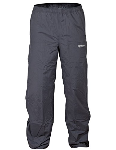 Stormr Nano Men's Lightweight Fishing Jacket or Pants - for Warm Climates and Summer Storms - Wind, Waterproof and Breathable - Premium Quality Raingear, XL ()