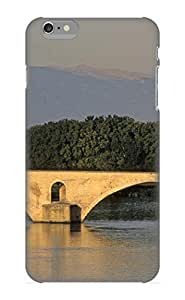 Summerlemond Case Cover Le Pont Benezet Avignon Provence/ Fashionable Case For Iphone 6 Plus