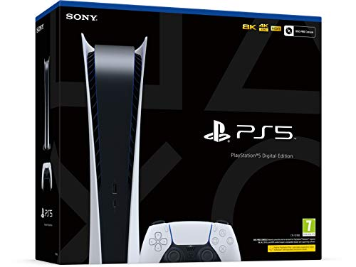 PlayStation 5 Digital Edition Console