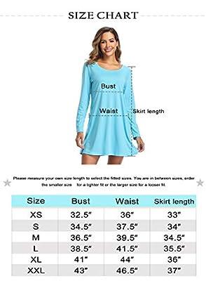 HISKYWIN Women's UPF 50+ Sun Protection Long/Short Sleeve Outdoor T-Shirt Athletic Top Rashguards