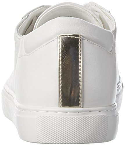 Kam Cole 197 Kenneth Weiß Pewter Damen White Sneaker Ii PvZ7wq
