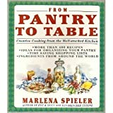 From Pantry to Table, Marlena Spieler, 0201570726