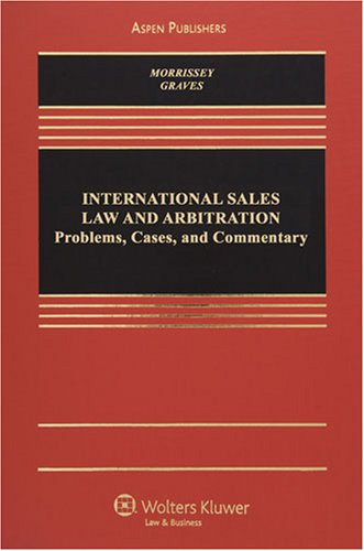 International Sales & Arbitration