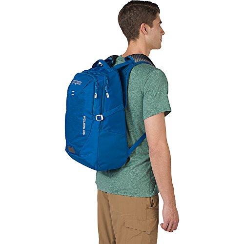 28 Blue Helios Bolsas Pack Polyester Stellar Back Hombres Jansport 100 qg7nP