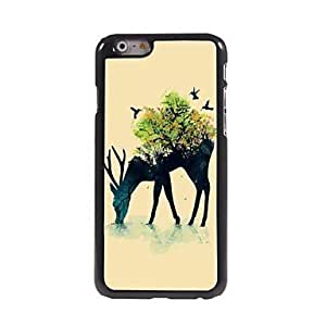 Elk and flatulence Bird Pattern Aluminum Hard attributes Case harvested for intake iphone 5c