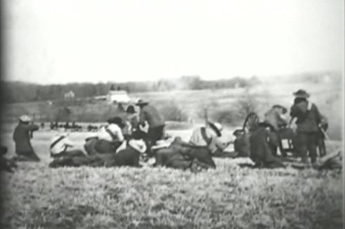 Video Capture 01 (Capture of Boer Battery by British)