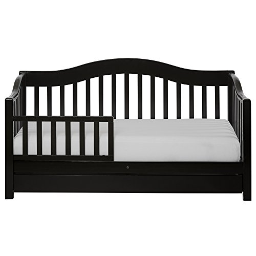 Austin Daybed - Dream On Me Toddler Day Bed, Black