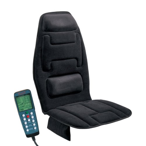 Comfort Products Motor Massage Seat Cushion with Heat