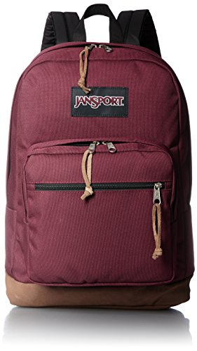 jansport-unisex-right-pack-russet-red-backpack
