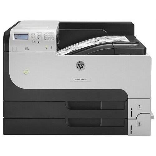 Hewlett Packard CF236A#BGJ Mono Laser - HP LaserJet Enterprise 700 M712dn Mono Laser Printer (40 ppm) (800 MHz) (512 MB) (11