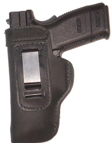 Baby Eagle 9, 40, 45 Leather Gun Holster Pro Carry LT Left Hand IWB Black