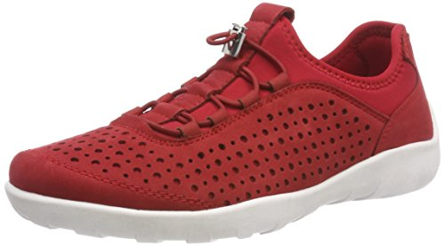 Donna Remonte rosso R3500 fire Sneaker fire Rosso Infilare CntvPwq