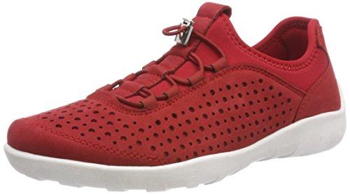 Sneaker rosso fire Rosso Remonte Donna Infilare fire R3500 q5RCzR
