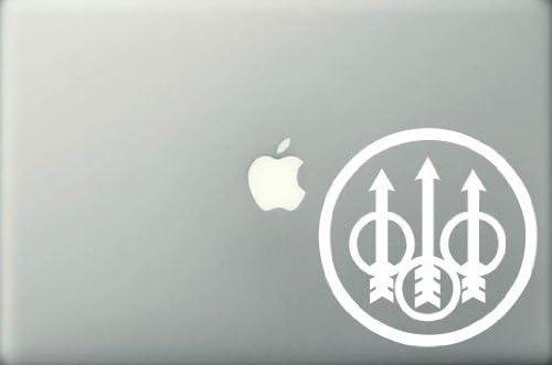 Choose Color//Size Beretta Firearms Logo Vinyl Decal Sticker
