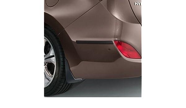 Genuine Hyundai i30 - 5 - Barro guardias de puerta trasera - a6460adu20: Amazon.es: Coche y moto