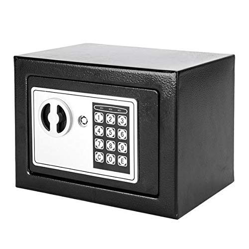 Magace Electronic Deluxe Digital Security Safe Box Keypad Lock Fireproof Home Office Hotel Business Jewelry Cash Use Storage Money