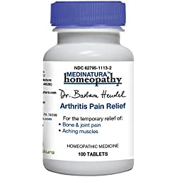 Dr. Barbara Hendel Relief Tablets, Arthritis Pain, 100 Count