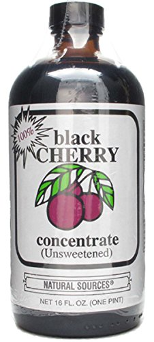 Natural Sources Inc Concentrate, Black Cherry, 16-Ounce