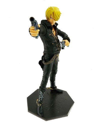 Door Painting Collection (1/7 scale PVC Figure) Sanji The Three Musketeers Ver. ONE PIECE [JAPAN] ()