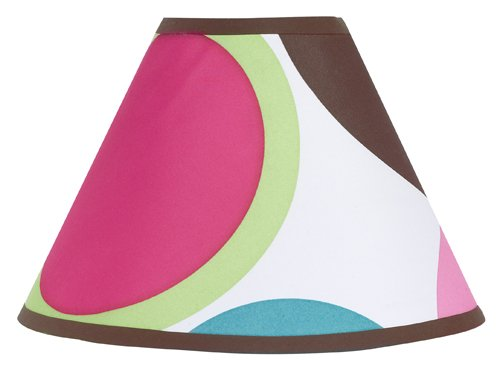 Modern Deco Dot Lamp Shade by Sweet Jojo ()
