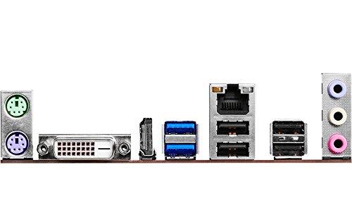 ASRock Motherboard Micro ATX DDR4 LGA 1151 H110M-HDS by ASRock (Image #1)