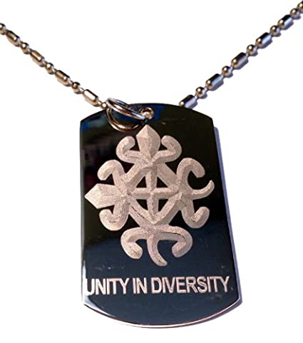 Amazon International Symbol For Unity In Diversity Logo