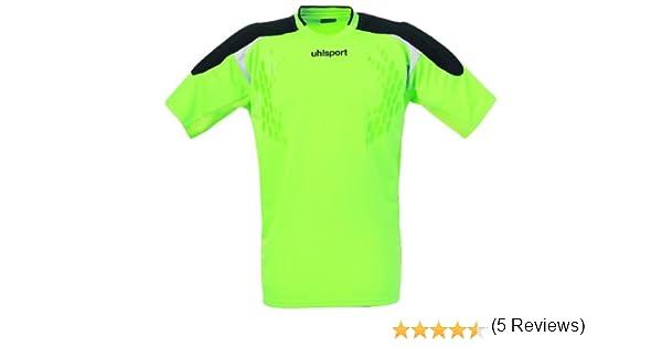 uhlsport Torwarttech - Camiseta de fútbol para Hombre, tamaño M, Color Verde: Amazon.es: Ropa y accesorios