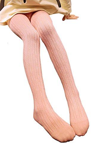Pink Knit Legging - 2
